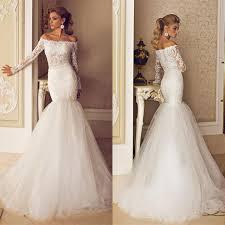 wedding dresses mermaid style dimitrius dalia 2014 newest style lace mermaid wedding dresses