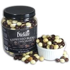 Chocolate Covered Spoons Wholesale Marbled Chocolate Covered Espresso Beans Bulk 5 Lb Dilettante
