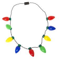 light up tree bulbs necklace s us