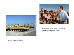 the gulf war u s involvement information from fact
