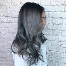 black grey hair photos dark grey hair dye women black hairstyle pics