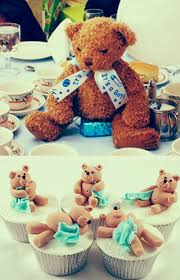 Teddy Bear Centerpieces by Coolest Baby Shower Centerpieces For Boys