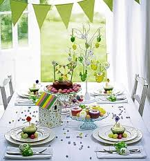 Easter Table Decor Decoration Lovely Dining Table Decor Idea With Bunny Easter Table