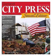 garland city press special edition 2016 by city of garland