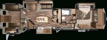 100 2 bedroom rv floor plans 2 bedroom fifth wheel rv