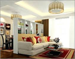 Living Room To Dining Room Living Room And Dining Room Divider Design Living Room Divider