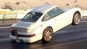 porsche 911 turbo 90s 1 300 hp twin turbo porsche 911 pulls monster wheelstand rear