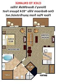 disney floor plans home design 89 astonishing one bedroom floor planss