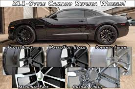 2010 camaro ss 6 2 specs camaro zl style wheels by factory reproductions fits all 201