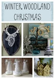 blue and silver christmas decorations home made modern