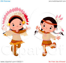 thanksgiving american clipart dancing thanksgiving native american and boy