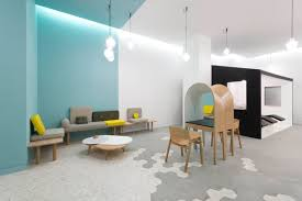 le coiffeur hair salon in marseille re imagines dedicated spaces