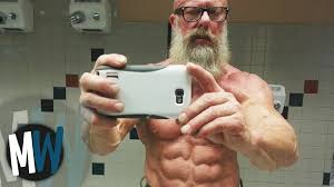 am i to old at sixty to have a beachy look hairstyle 10 ripped bodybuilders over 60 years old youtube