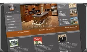 Home Concepts Design Calgary Home Design Site 35 Creative Home Page Designs Web Design Showcase