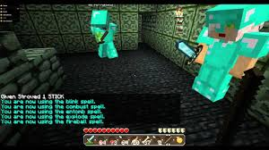 where was the made minecraft dungeon that i made