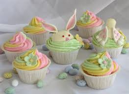 easter sweet sweet easter bunny cupcakes