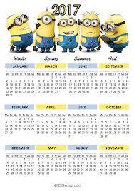 minion desk calendar 2017 new york web design studio new york ny minions calendar 2017