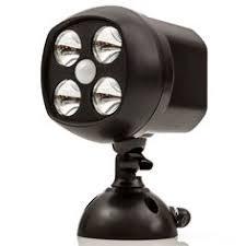 solar lights 1200 lumens high output spotlight 5w 110w equiv