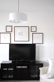 best 25 tv gallery walls ideas on pinterest decorating around
