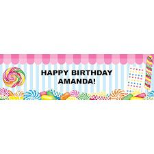 birthday party banners birthdayexpress com