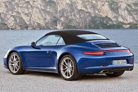 porsche convertible 4 seater used 2013 porsche 911 convertible pricing for sale edmunds