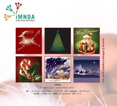 christmas cards imnda irish motor neurone disease association