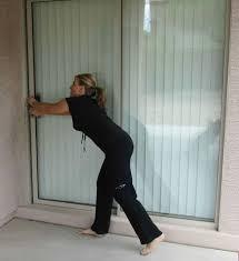 replacing sliding glass door rollers home