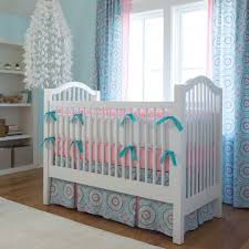 Blue And Yellow Crib Bedding Photo Beautifulight Pink Baby Beddinguxury Bedroom Ideas