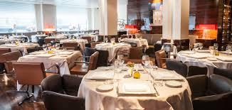 michelin star italian restaurant seafood columbus circle