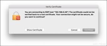 connection bureau a distance pour mac comment utiliser le bureau à distance sous linux ou macos pour se