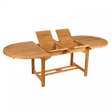 table ovale avec rallonge medicis vivez avec style