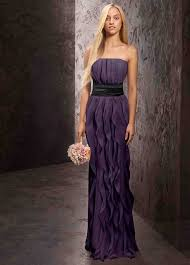 vera wang bridesmaid best 25 vera wang bridesmaid dresses ideas on black