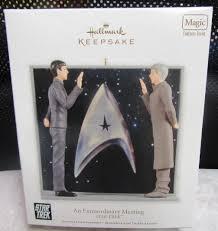 hallmark keepsake ornament magic 2012 trek an extraordinary