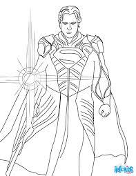 superman coloring pages online jar el coloring pages hellokids com