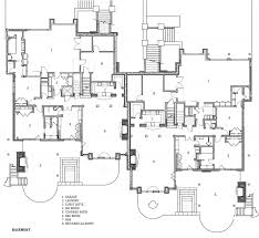 basement floor plan for yellowstone slopeside chalets by locati
