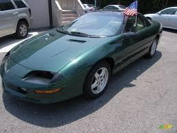 1997 chevrolet camaro 1997 polo green metallic chevrolet camaro z28 coupe 50268464