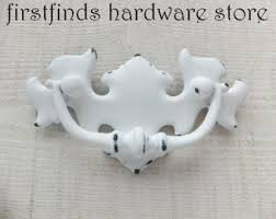 Shabby Chic Drawer Handles by Batwing Drawer Pulls Etsy
