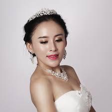 new bridal cz jewelry wedding accessories earrings