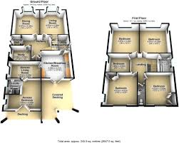6 bedroom detached house for sale in clarence grove road weston
