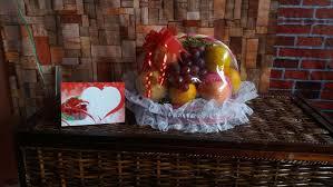 Jual Keranjang Parcel Pontianak toko parcel buah murah di semanggi 085959000635 parcel lebaran