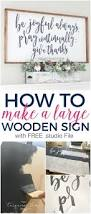 How To Make Home Decor Signs Best 25 House Signs Ideas On Pinterest Signs Diy Signs And Diy