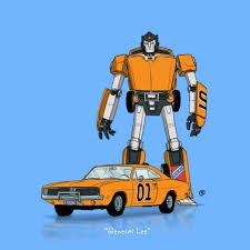 what if these tv and movie cars were transformers duke movie