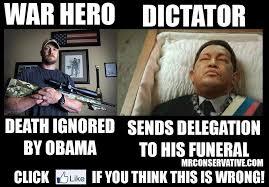 Chris Kyle Meme - obama almost aggressively ignores chris kyle s death but sends