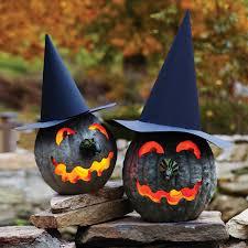 witch jack o u0027 lanterns martha stewart
