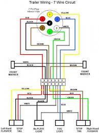 7 wire rv trailer wiring diagram wiring diagram and schematic design
