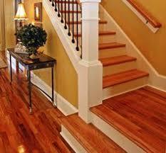 laminate flooring stairs slippery digs