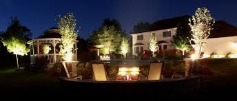 Landscape Outdoor Lighting Cleveland Outdoor Lighting Baron Landscaping