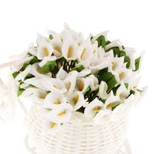 Calla Lily Home Decor by Popular Bridal Lily Buy Cheap Bridal Lily Lots From China Bridal