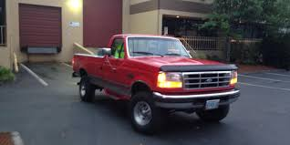 1997 Ford F250 Utility Truck - diesel tron 1997 ford f250 regular cab specs photos modification