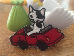 cartoon ferrari ferrari embroidered iron on patch ferrari sewing patch ferrari